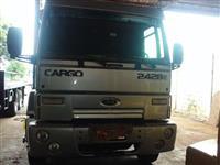 Caminhão Ford C 2428e 6x2 ano 08