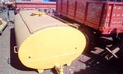 Tanque De Água Oval de 3500 Litros