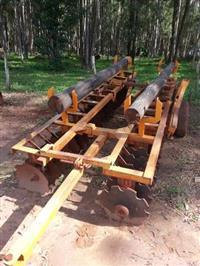 Grade Niveladora 56x22