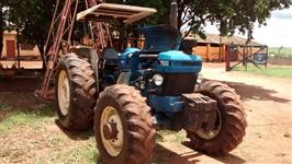 Trator New Holland 7630 4x4 ano 98