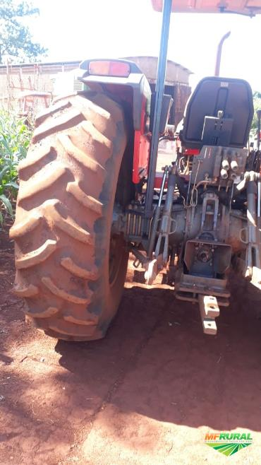 Trator Massey Ferguson 297 4x4 ano 09