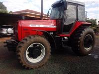 Trator Massey Ferguson 650 4x4 ano 05