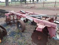Grade Intermediária 14x28 Esp. 270mm Ano 2012 Marca Baldan