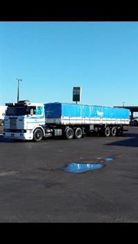 Caminhão Scania 113 360 ano 93