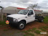 Caminhão Ford F 4000 4x4 ano 11