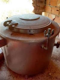 Tacho Cozinhador de 500 L em Aço Inoxidável Usado