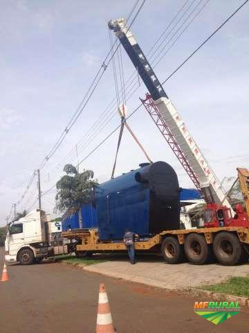 CALDEIRA A PRONTA ENTREGA DE 8.000 kg/h