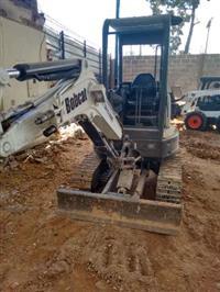 Compro swível da Escavadeira BOBCAT E26