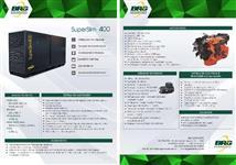 Gerador Diesel 400 kVA