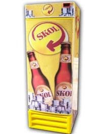 Freezer cervejeiras Hussman