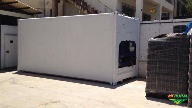 Container Refrigerado - Câmara Frigorífica