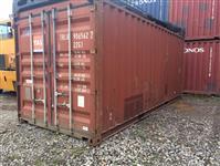 Containers Maritimos 6 e 12 metros