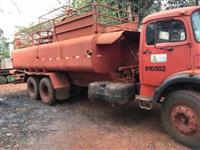 Alugo caminhão  MB 2219 bombeiro/pipa/tanque