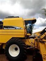 Colheitadeira New Holland