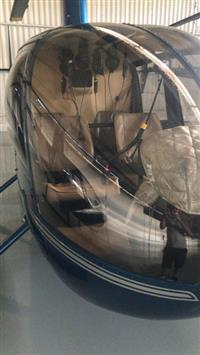 helicóptero Robinson R44 Raven II 2011