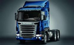 Caminhão Scania 124 C ano 0