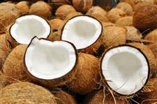 vendo coco seco