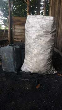 Carvao ecológico de briquete