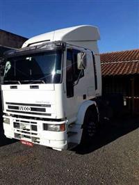 Caminhão Iveco Cavallino 450E32T ano 07