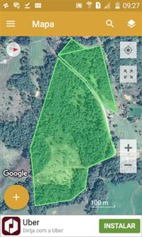 Terreno para reserva ambiental.