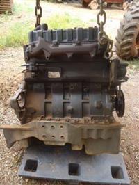Motor Valtra modelo 420 DS  com 1000 horas