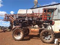 Pulverizador automotriz tecnojet 3000 litros