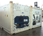 Container Reefer Carrier Thermoking