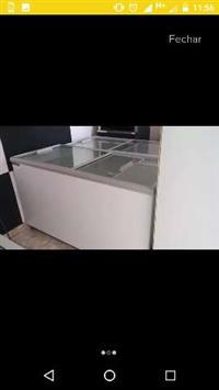 Freezer 410 Litros - Metal Frio Usado 220w