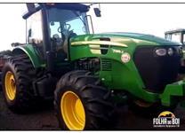 Trator John Deere 7205 4x4 ano 11
