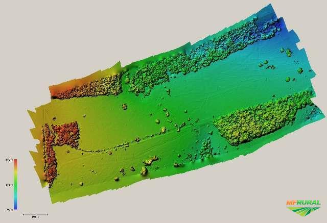 Mapeamento Aéreo com VANT / DRONE