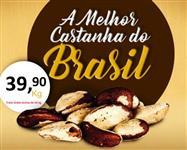 CASTANHA DO PARÁ/BRASIL