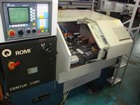 Maquina torno CNC