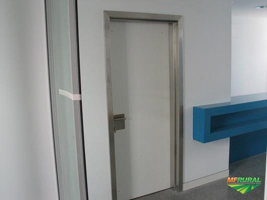Porta de raio X