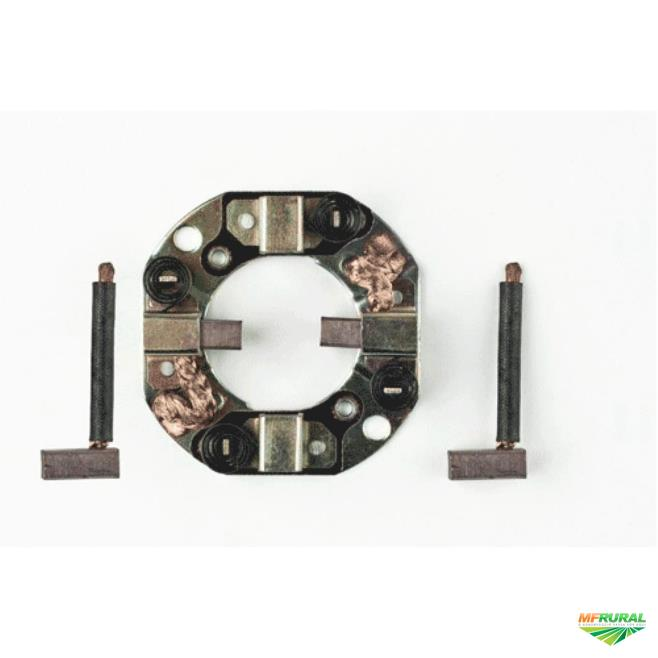 Porta escova para motor elétrico