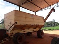 Carreta Graneleira Unicar 20 mil litros