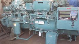Compressor Parafuso Amônia 175/300cv