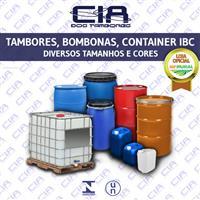 Bombonas Tambores IBC
