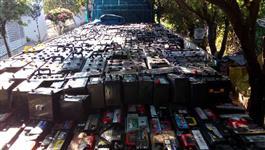 Compro sucata de baterias