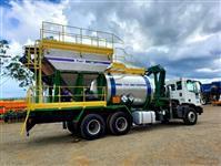 Abastecedor de Fertilizante Liquido/Granulado de Inox