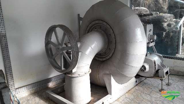 Turbina Hidráulica Para Geração De Energia