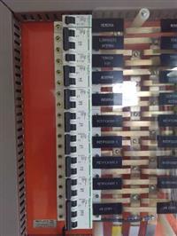 Descrição QDCA  *DJ geral* = caixa moldada 800 A - Merlin Gerin / NS100 N.  Disjuntores Schneider