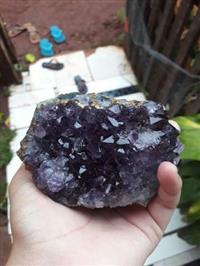 Vendo pedra ametista