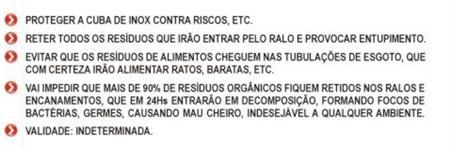 TELA DE PROTECAO DE PIA