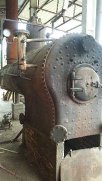 Caldeira 600 kilos pressão