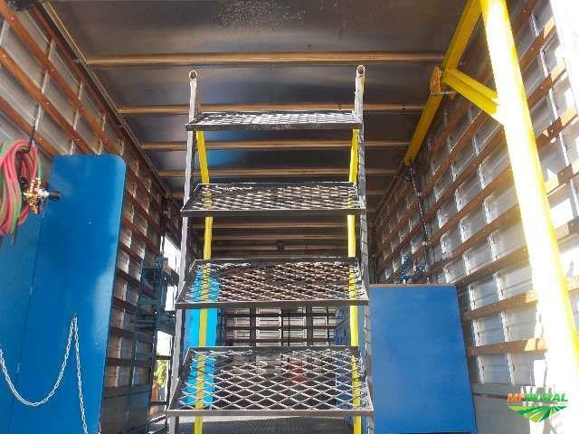 Montagem Caminhão Oficina