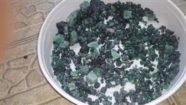 Vendo lote de esmeraldas brutas