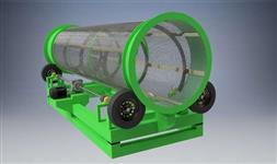 Projeto: Linha De Reciclagem De Lixo, Para Aterro Sanitário