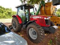 Trator Massey Ferguson 4292 hd 4x4 ano 16