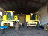 COLHEITADEIRA NEW HOLLAND TC 5070