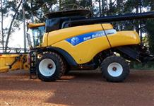 Colheitadeira new holland cr 9060 premium